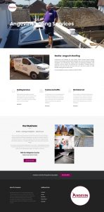 Bespoke WordPress Theme Small Business Sussex
